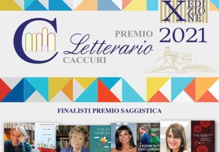 Premio letterario Caccuri, ecco chi sono i quattro finalisti della decima edizione