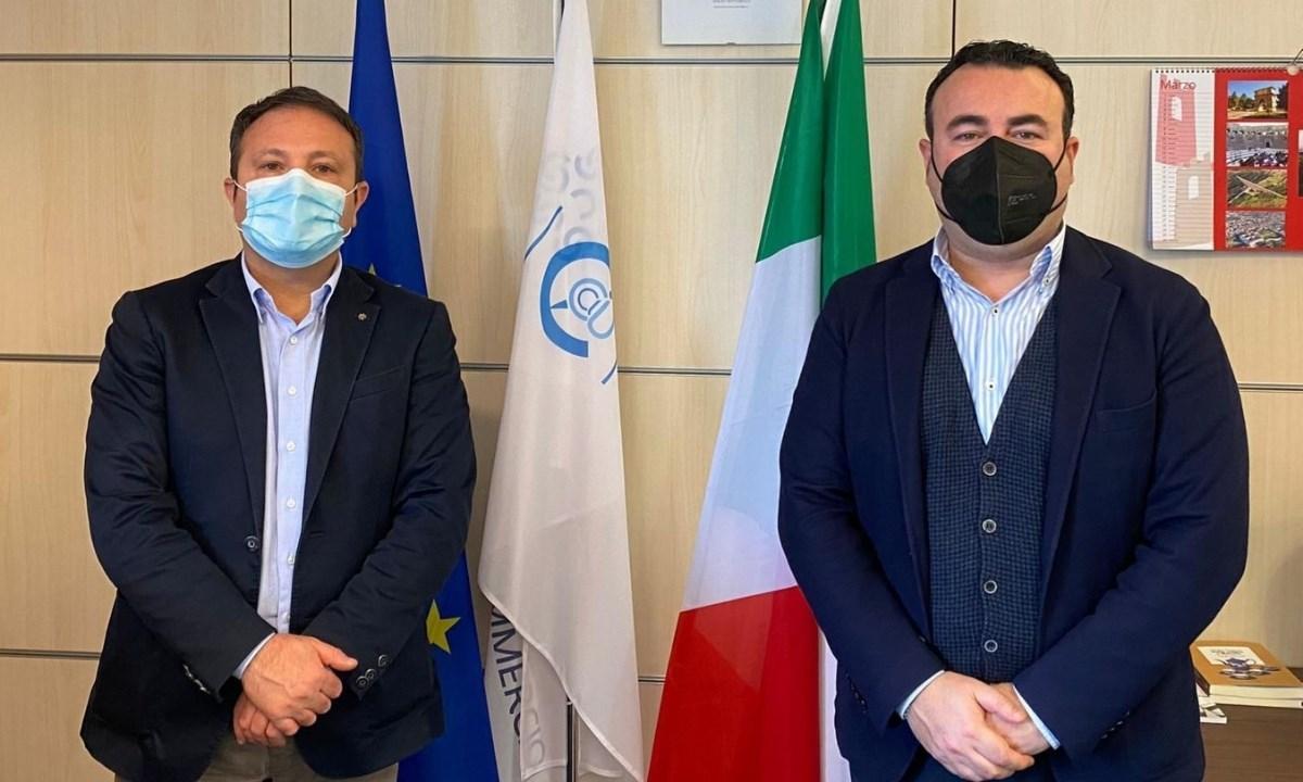 Alfio Pugliese e Cataldo Calabretta