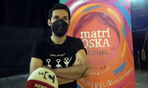 Gianluca Vetromilo, direttore artistico della rassegna