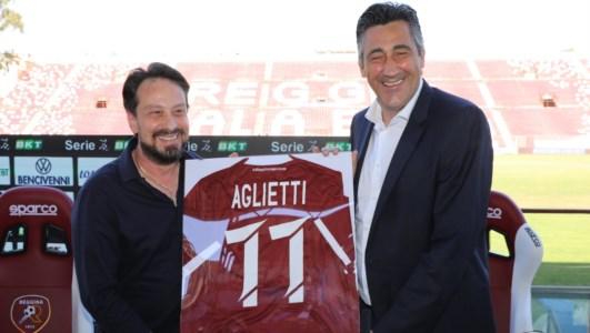 Reggina calcio, Aglietti si presenta: «Proporremo un calcio offensivo»