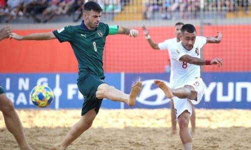 Beach soccer: cinque calabresi convocati dal tecnico della Nazionale