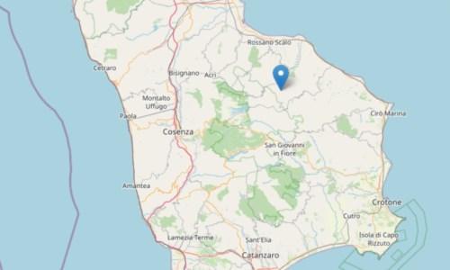 Terremoto, scossa di magnitudo 3.4 nel Cosentino: nessun danno segnalato