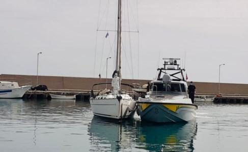 L'imbarcazione a vela