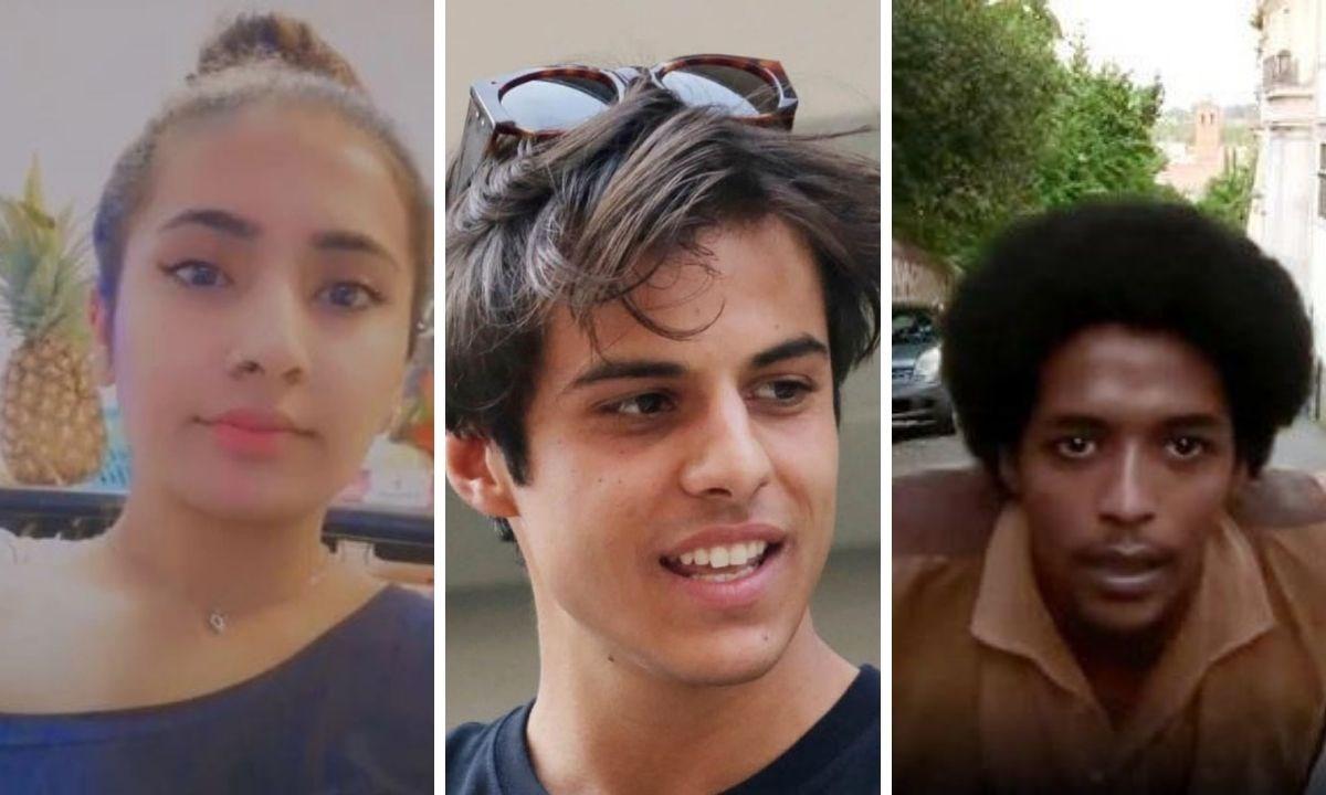 Saman, Michele e Seid