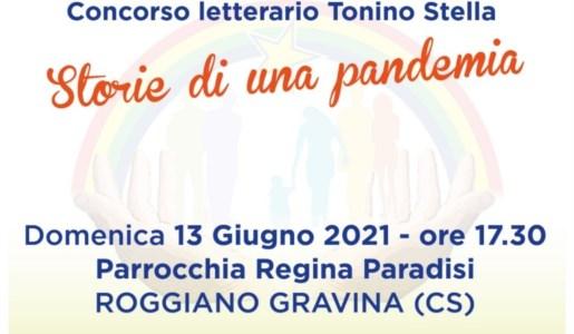 Roggiano Gravina, al via il premio letterario in memoria dell'avvocato Tonino Stella
