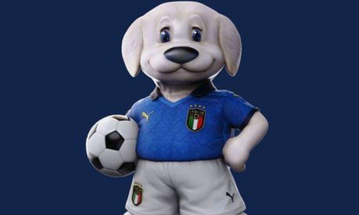 La mascotte della Nazionale italiana
