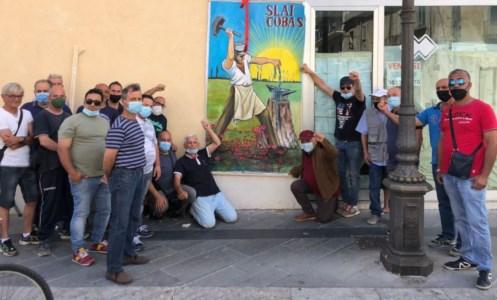 Siderno, da tre mesi senza stipendio: protestano i dipendenti di Locride Ambiente