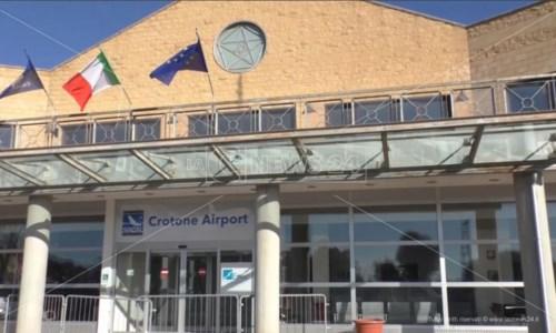 Trasporti CalabriaCrotone, l'aeroporto riceve la nuova certificazione europea Easa