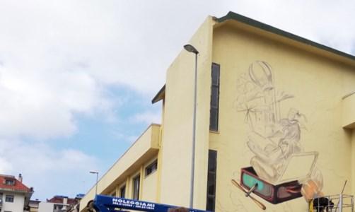 Lamezia, con Open air art la città di arricchisce di opere ed eventi