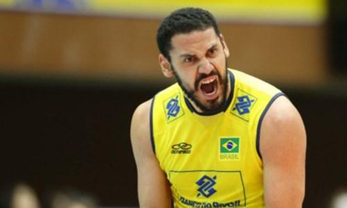 Volley, un campione olimpico per la Tonno Callipo: ingaggiato lo schiacciatore Borges