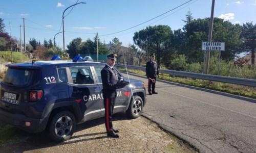 Cassano Ionio, ferì il cugino 31enne a colpi di pistola: arrestato