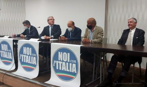 Regionali, Occhiuto raccoglie l'assist di Noi con l'Italia. Lupi: «Continuerà il lavoro della Santelli»