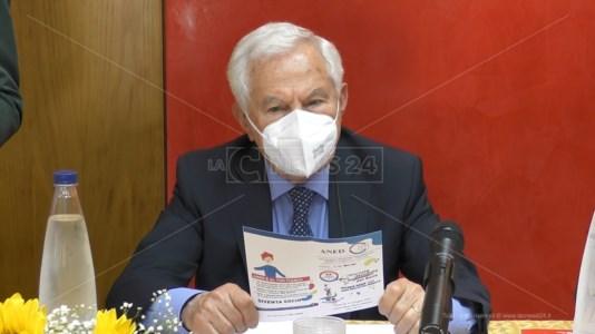 L'ex commissario al piano di rientro sanitario, Massimo Scura
