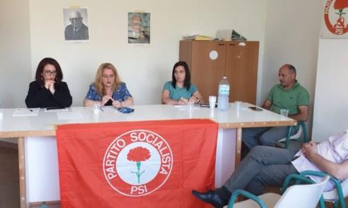 Psi Catanzaro, nella storica sezione di Davoli il via al progetto delle Donne socialiste