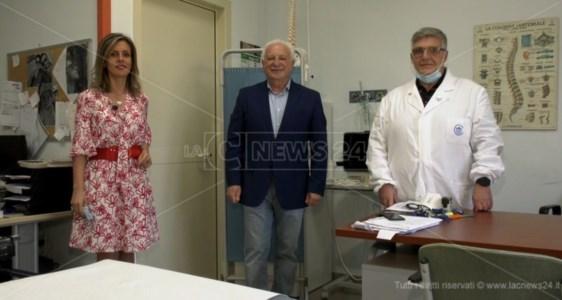 Rossella Galati, Enzo Nania e Rosario Russo