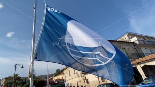 La Bandiera Blu sventola a Roccella Jonica per il 19esimo anno consecutivo