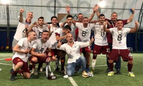 Calcio a 5, la Soccer Montalto pareggia la finale play off e vola in Serie B