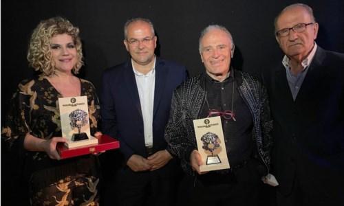 Cantagiro, a Cosenza Edoardo Vianello ed Emanuela Villa premiati con la Maschera d'Argento di Affidato