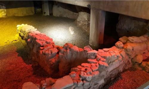 Crotone, sito archeologico nel seminterrato della banca: «Interventi tecnici per renderlo fruibile»