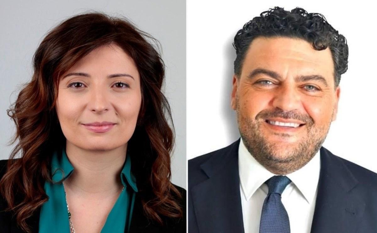 Emma Staine e Giuseppe Roberto Vizzari