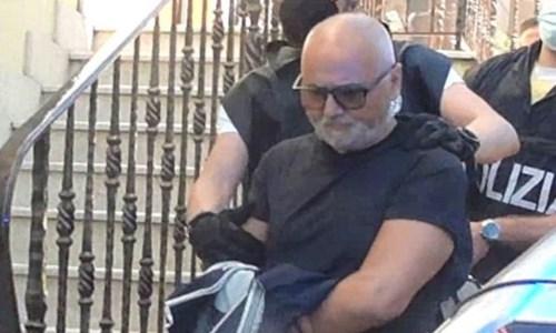 L'arresto di Papaianni