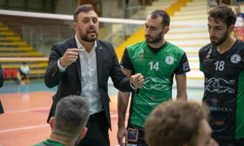 Volley, la Franco Tigano Palmi riparte: in panchina c'è la riconferma di coach Polimeni