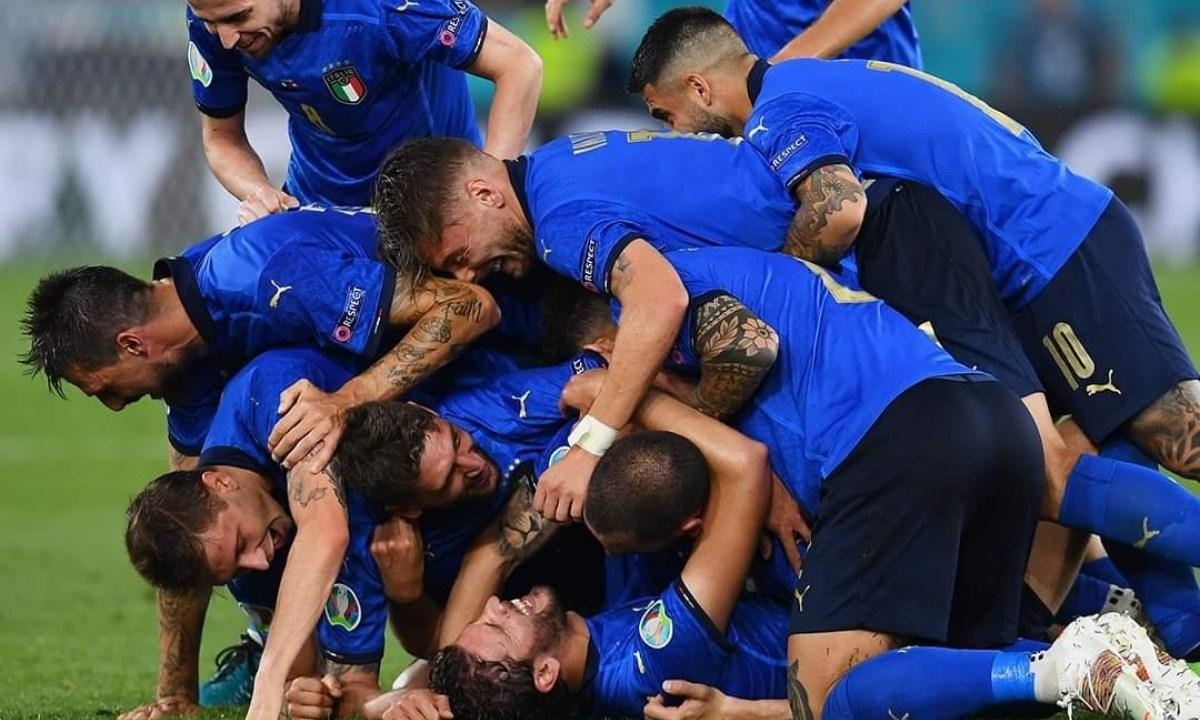 foto pagina Facebook Nazionale Italiana