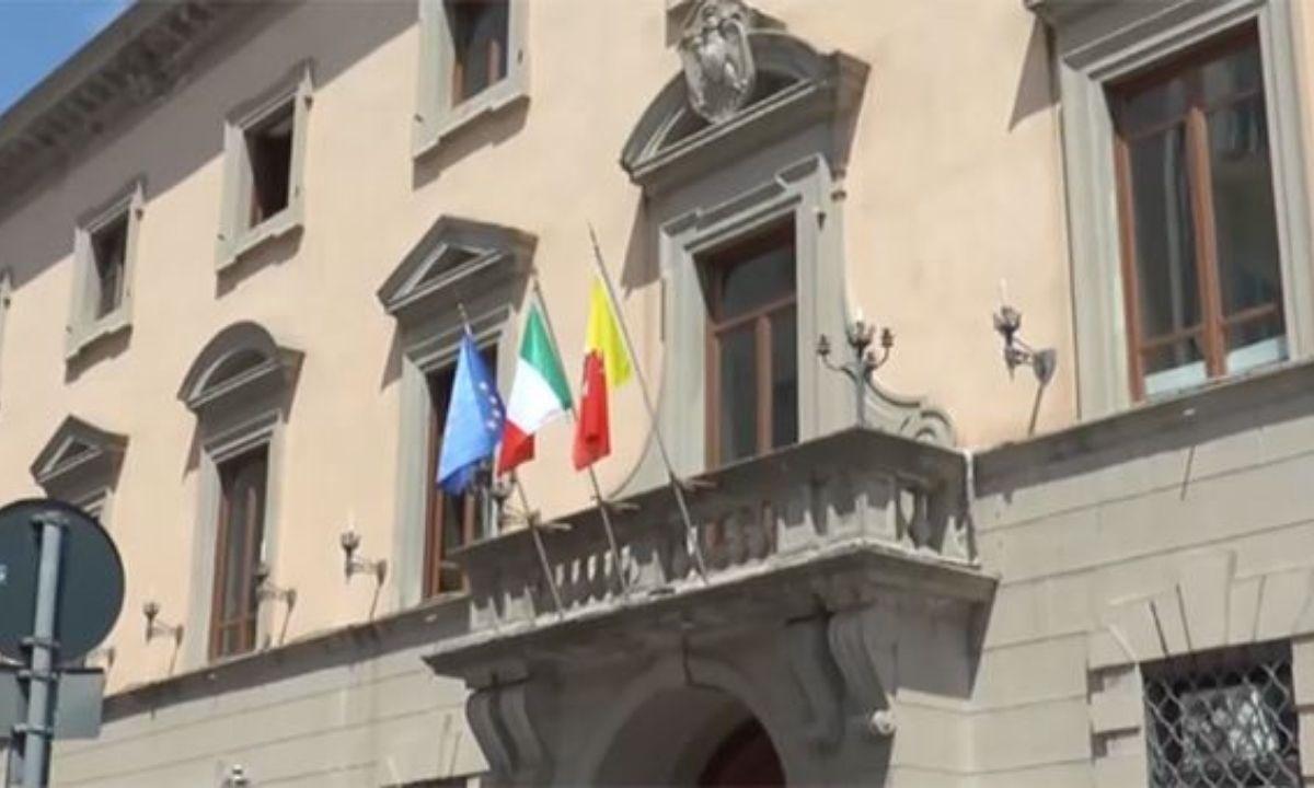 Il palazzo municipale di Catanzaro