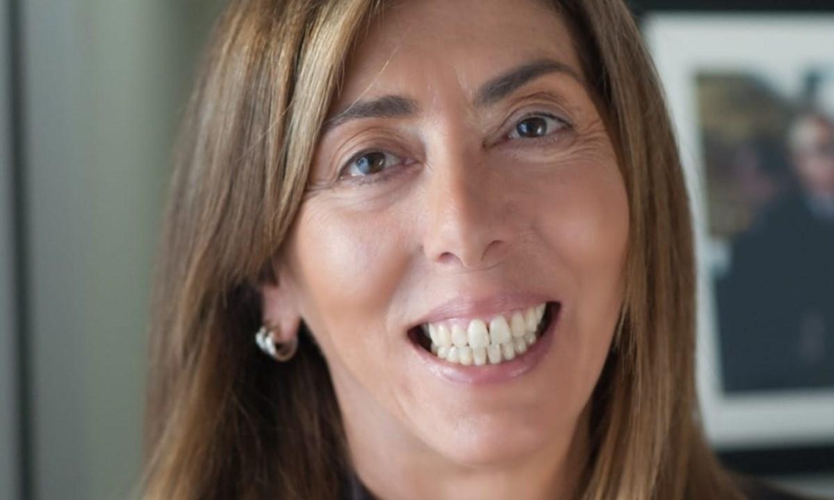 Tilde Minasi, consigliere regionale Lega (foto fb)
