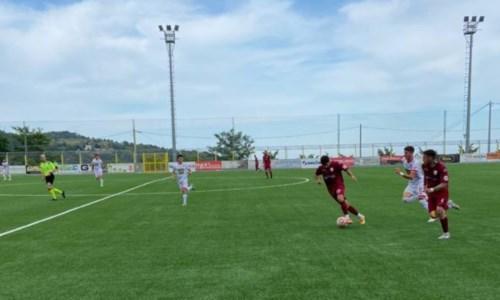 Eccellenza, il Sersale è in finale play off: Locri battuto 2-0