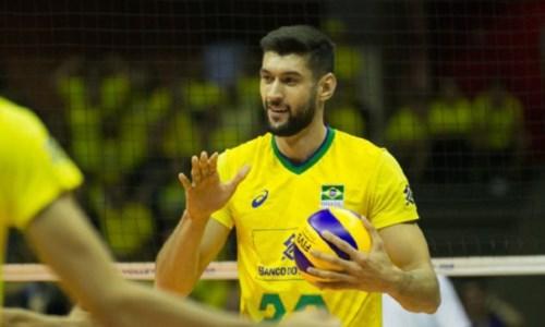 Volley, la Tonno Callipo sempre più verdeoro: ingaggiato il centrale Flavio Gualberto