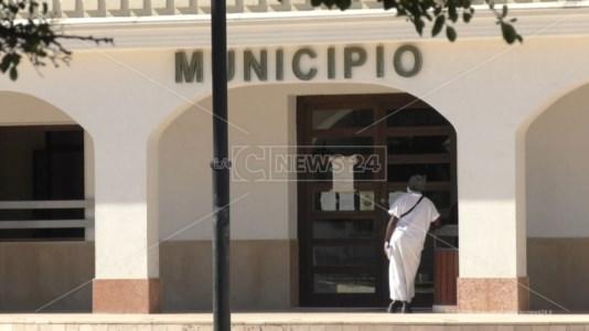 Il municipio di San Ferdinando