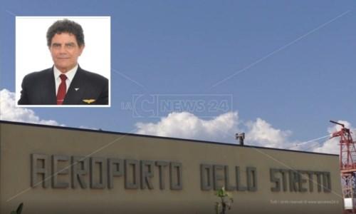 Nel riquadro il comandante Antonio Catizzone