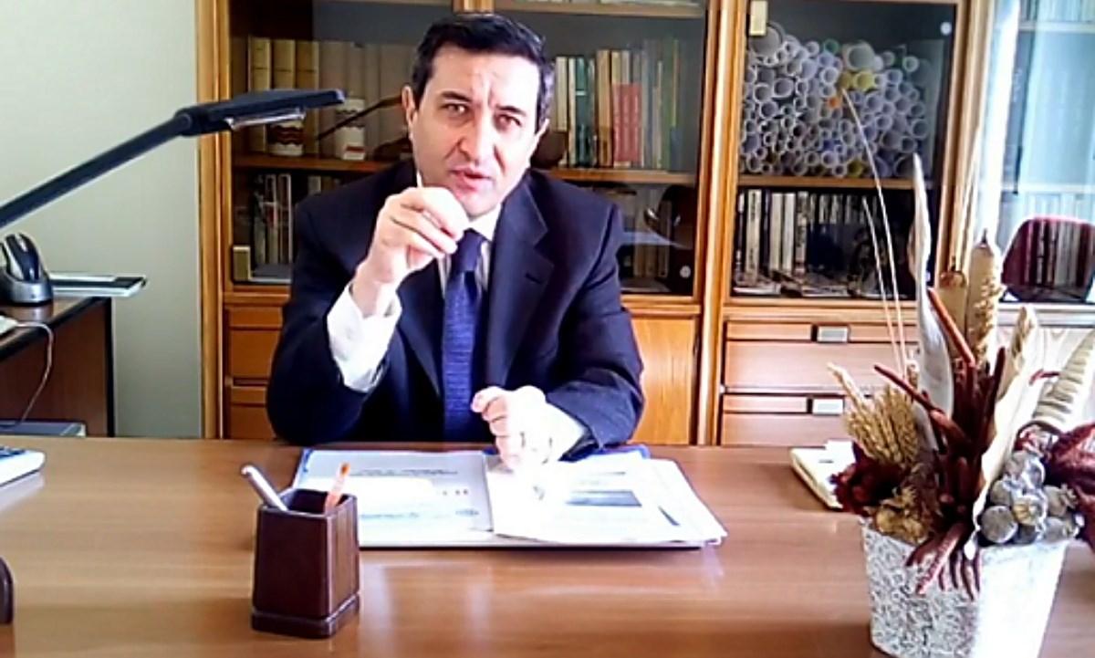Il dottor Iapichino