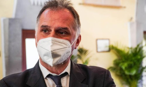 Il ministro Garavaglia, foto ansa