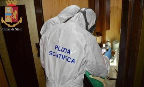 Polizia scientifica, immagine di repertorio