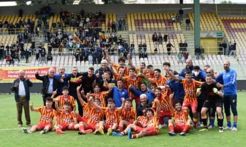 Catanzaro Calcio, una bella stagione per la Primavera 3 di Giulio Spader