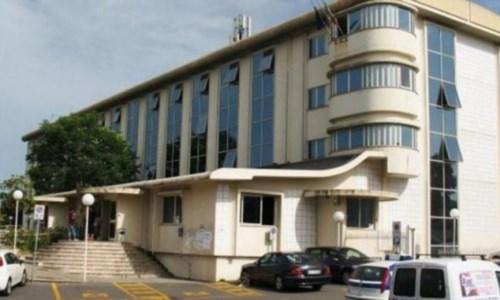 La sede della Provincia di Vibo