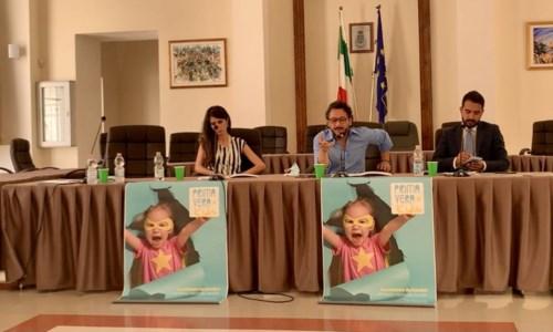La conferenza stampa di presentazione di di Primavera kids