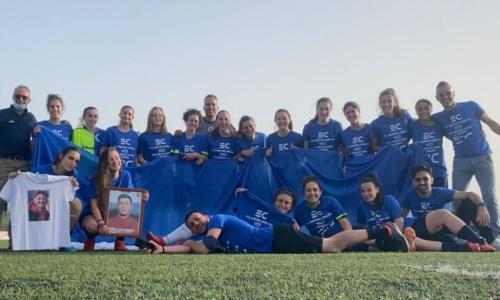 Eccellenza Femminile, il trionfo della Coscarello: vince il campionato e vola in Serie C