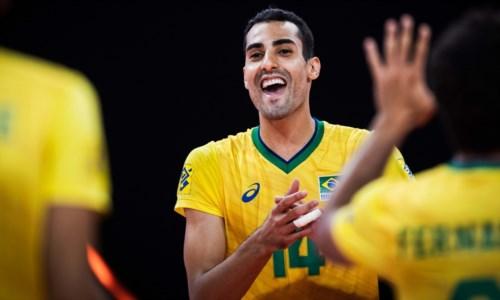 Volley, la Tonno Callipo pesca ancora in Brasile: ingaggiato lo schiacciatore Douglas Souza