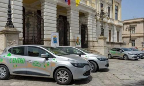Le auto del Car sharing di Reggio Calabria