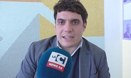 Marco Polimeni, presidente del Consiglio di Catanzaro