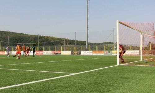 Sambiase calcio, una promozione nel segno del fantasista Francesco Umbaca