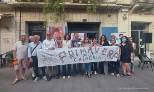 Elezioni regionali, Anna Falcone a Lamezia: «La Calabria può cambiare»
