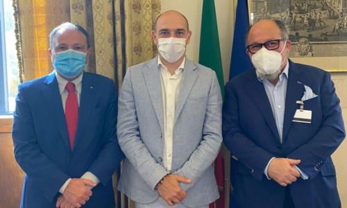 Porto di Crotone, il viceministro Morelli in visita il mese prossimo