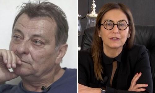 Cesare Battisti ed Enza Bruno Bossio