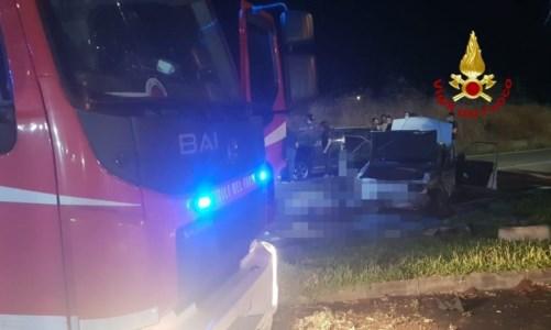 Incidente sulla statale 106, un morto: si allunga la scia di sangue sulle strade calabresi, 3 vittime in 24 ore