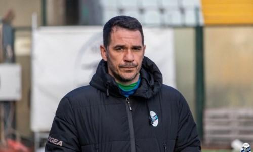 Gaetano D'Agostino allenatore della Vibonese