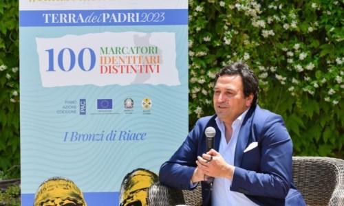 L'assessore regionale al Turismo Fausto Orsomarso